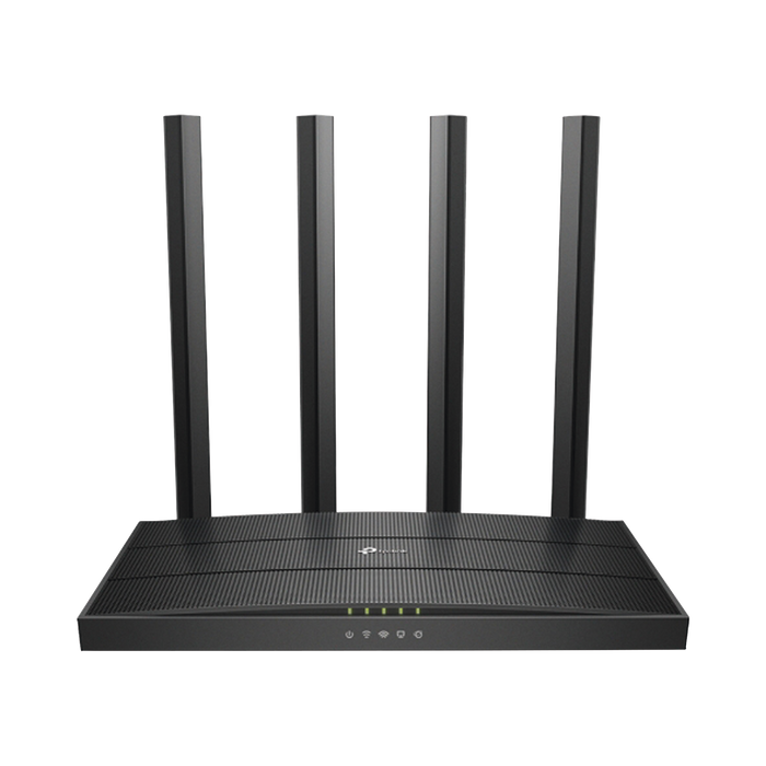 ROUTER INALÁMBRICO AC WAVE 2 1900 DOBLE BANDA 1 PUERTO WAN 10/100/1000 MBPS Y 4 PUERTOS LAN 10/100/1000 MBPS, MIMO 3X3, BEAMFORMING-Redes WiFi-TP-LINK-ARCHERC80-Bsai Seguridad & Controles