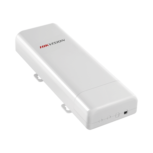 ACCESS POINT PARA ENLACE INALAMBRICO PTP Y PTMP / HASTA 150 MBPS / FRECUENCIA 2.4 GHZ CON ANTENA INTEGRADA DE 12 DBI / DISTANCIAS DE HASTA 3 KMS / EXTERIOR IP65-Enlaces PtP y PtMP-HIKVISION-DS-3WF01C-2N/O-Bsai Seguridad & Controles
