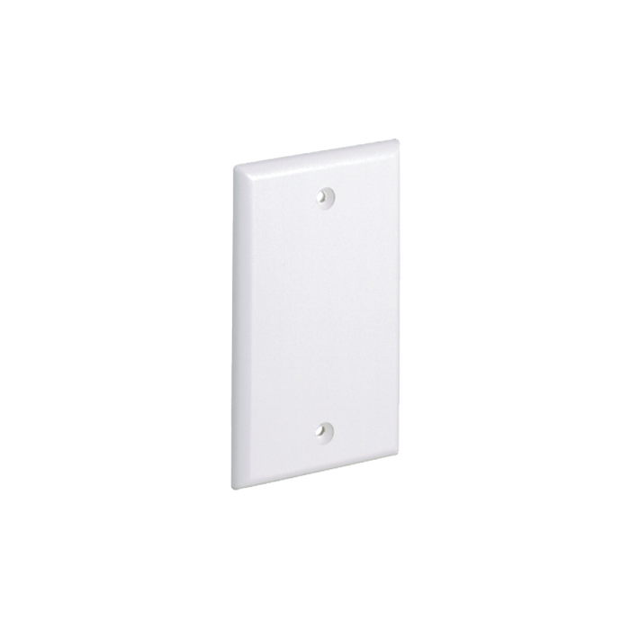 PLACA DE PARED CIEGA UNIVERSAL, COLOR BLANCO-LINKEDPRO-LP-FP-107-Bsai Seguridad & Controles
