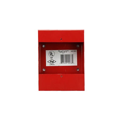 CAJA DE MONTAJE PARA ESTACIÓN MANUAL DE EMERGENCIA BG-12LX Y BG-12L-Estaciones Manuales de Emergencia-FIRE-LITE ALARMS BY HONEYWELL-SB-10-Bsai Seguridad & Controles