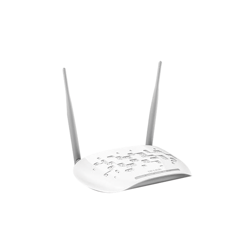 ROUTER INALÁMBRICO N, 2.4 GHZ, 300 MBPS, 2 ANTENAS EXTERNAS OMNIDIRECCIONAL 5 DBI,1 PUERTO WAN 10/100 MBPS-Redes WiFi-TP-LINK-TL-WA801ND-Bsai Seguridad & Controles