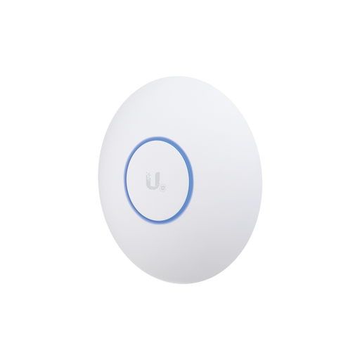 ACCESS POINT UNIFI DOBLE BANDA 802.11AC WAVE 2 MU-MIMO 4X4, AIRVIEW, AIRTIME, HASTA 500 CLIENTES, ANTENA BEAMFORMING, POE 802.3AT-Redes WiFi-UBIQUITI-UAP-AC-SHD-Bsai Seguridad & Controles