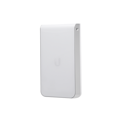 ACCESS POINT IN WALL HD MU-MIMO 4X4 WAVE 2 CON 5 PUERTOS (1 POE ENTRADA 802.3AF/AT POE+, 1 POE SALIDA 48V Y 3 ETHERNET PASSTHROUGH) ANTENA BEAMFORMING, IDEAL PARA SUITES-Redes WiFi-UBIQUITI-UAP-IW-HD-Bsai Seguridad & Controles