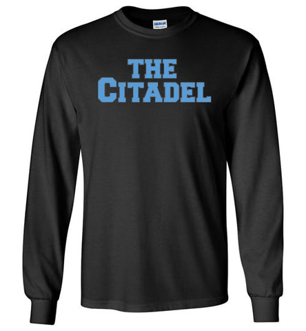 The Citadel Long Sleeve Shirts