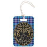 Class of 1983 Ring bezel Luggage Tag