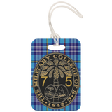 Class of 1975 Ring Bezel Luggage Tag