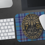 Class of 1979 Ring Bezel with Tartan Mouse Pad