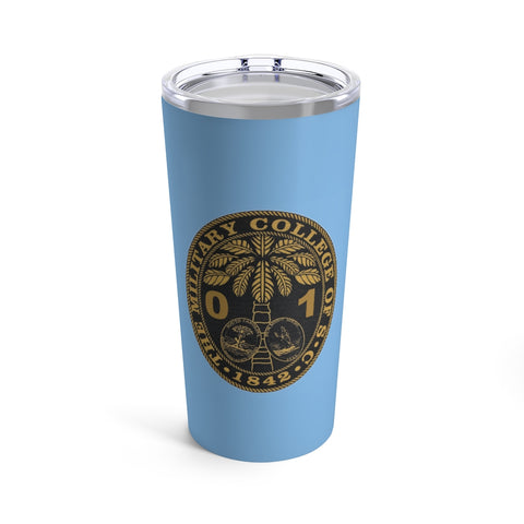 Class of 2001 Ring Bezel Tartan design Tumbler 20oz