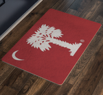 Big Red Doormat