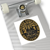 The Citadel Class of 2021 Square Sticker (EU)