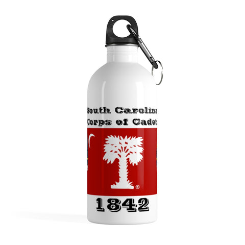 Big Red Corps of Cadets Stainless Steel Water Bottle
