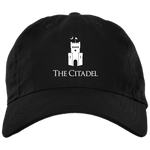 The Citadel Logo Twill Unstructured Dad Cap