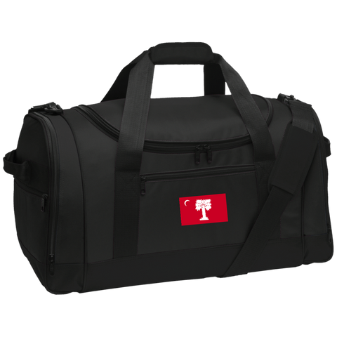 Big Red  Travel Sports Duffel