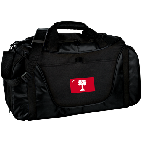 Big Red  Medium Color Block Gear Bag