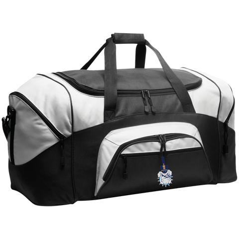 The Citadel Spike  Colorblock Sport Duffel