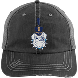 The Citadel Spike Distressed Unstructured Trucker Cap