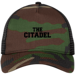 The Citadel  Snapback Trucker Cap