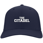 The Citadel  Flex Fit Twill Baseball Cap