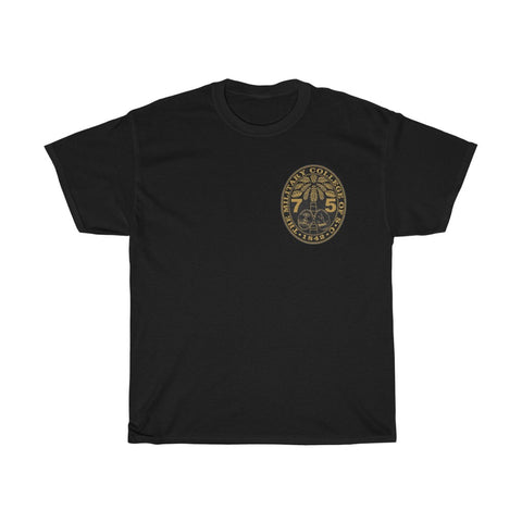 Class of 1975 Ring Bezel Unisex Heavy Cotton Tee