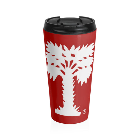 Class of 1987 Big Red Stainless Steel Travel Mug
