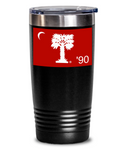 Big Red Class of 1990 Tumbler