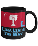 Lima Company Lima Leads the Way Mug