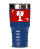 Big Red Class of 1979 Tumbler