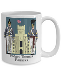 Padgett Thomas Barracks 15 oz Mug