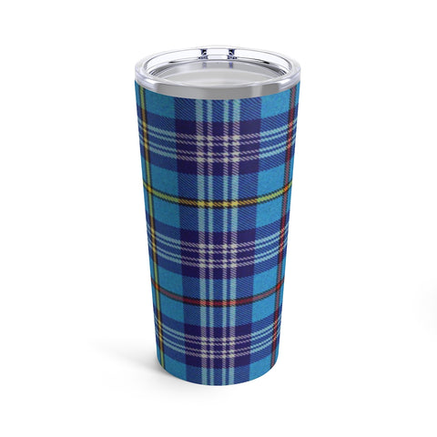 The Citadel Tartan Tumbler 20oz