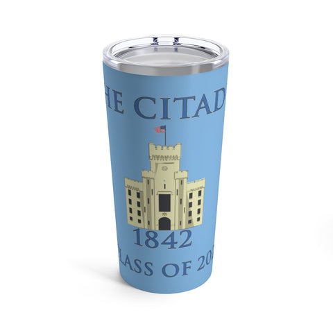 Copy of The Citadel Class of 2021 Tumbler 20oz