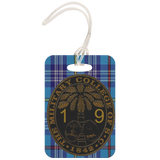 Class of 2019 Ring Bezel Bag Tag