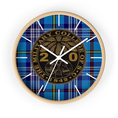 Class of 2020 Wall clock
