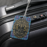 Class of 1985 Ring Bezel Luggage Tag