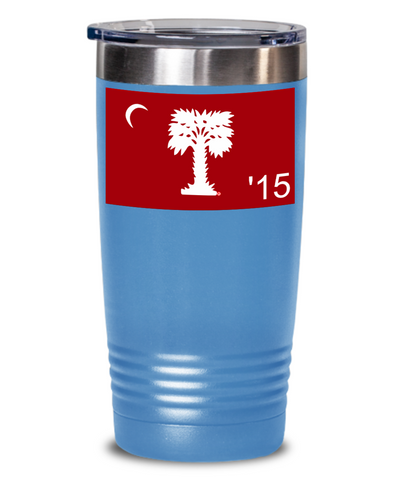 Big Red Class of 2015 Tumbler