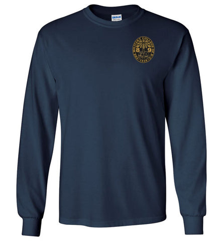 Class of 1989 Ring Bezel Long Sleeve Shirt