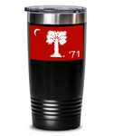 Big Red Class of 1971 Tumbler