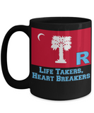 Romeo Company Life Takers, Heart Breakers Mug