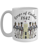 Corps of Cadets Marching Cadets Mug