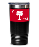 Class of 1973 Big Red Tumbler