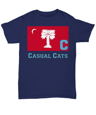 Charlie Company Casual Cats Shirt