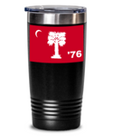 Class of 1976 Big Red Tumbler