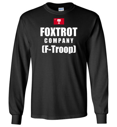 Foxtrot Company (F-Troop) Long Sleeve Shirt