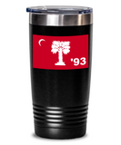 Big Red Class of 1993 Tumbler