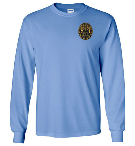 Class of 1971 Ring Bezel Long Sleeve Shirt
