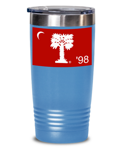 Big Red Class of 1998 Tumbler