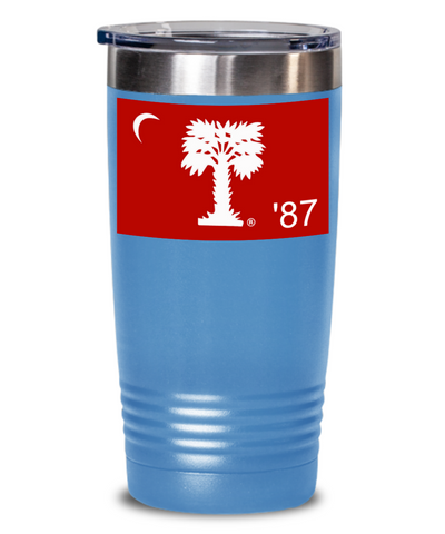 Big Red Class of 1987 Tumbler