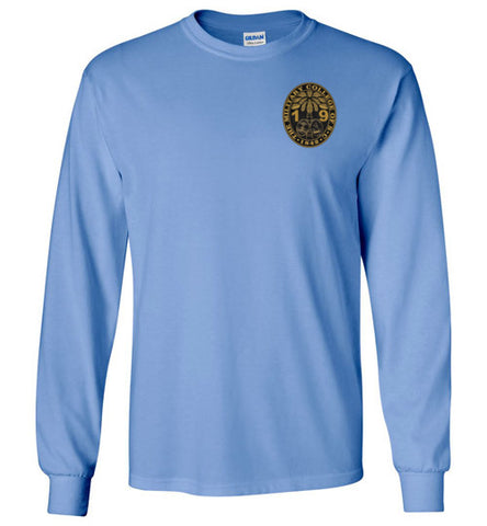 Class of 2019 Ring Bezel Long Sleeve Shirts