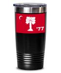 Class of 1977 Big Red Tumbler