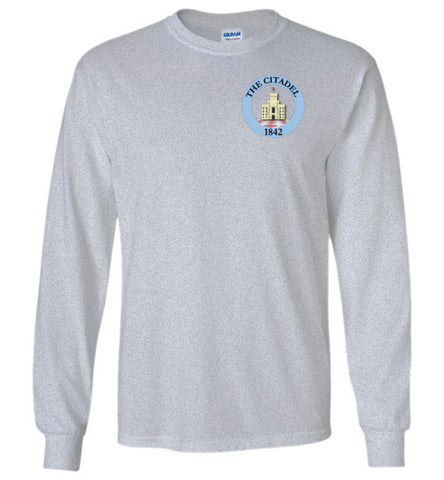 The Citadel Barracks Long Sleeve Shirt