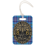 Class of 1986 Ring Bezel Luggage Tags